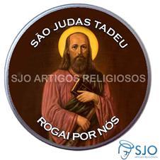 Latinha de São Judas Tadeu - Mod. 2
