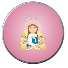 Imagem - Latinha de Nossa Senhora da Imaculada Conceição Infantil cód: LNSICI