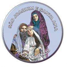Imagem - Latinha São Joaquim e Santa Ana cód: 15267969