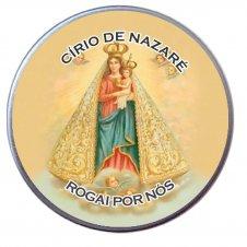 Imagem - Latinha de Nossa Senhora de Nazaré cód: 17545728