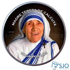 Imagem - Latinha de Santa Madre Teresa de Calcutá cód: 10286039