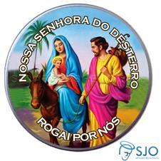 Imagem - Latinha de Nossa Senhora do Desterro - 10822194