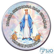 Imagem - Latinha de Nossa Senhora das Graças - Mod. 2 cód: 16975859
