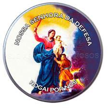 Latinha Personalizada de Nossa Senhora da Defesa