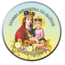 Imagem - Latinha de Nossa Senhora da Saúde cód: 15763130