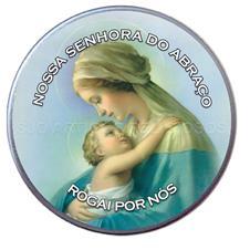 Imagem - Latinha de Nossa Senhora do Abraço cód: 16731515