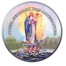 Imagem - Latinha de Nossa Senhora dos Navegantes cód: 12400292