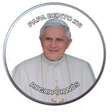 Imagem - Latinha do Papa Bento XVI cód: 13452655