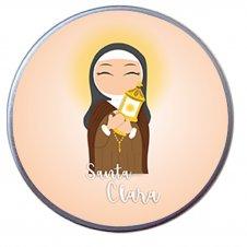 Imagem - Latinha de Santa Clara Infantil cód: LSCI