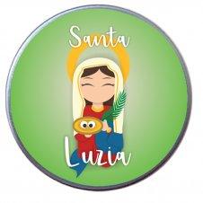 Imagem - Latinha de Santa Luzia Infantil cód: LSLI