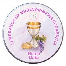 Imagem - Latinha Anjo da Eucaristia - Mod. 4 cód: 12390466
