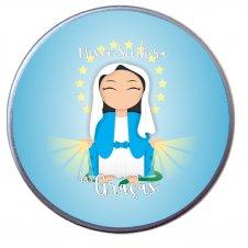 Imagem - Latinha de Nossa Senhora das Graças Infantil cód: LNSGI