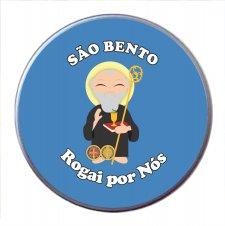 Imagem - Latinha de São Bento Infantil cód: LSBI