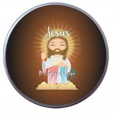 Imagem - Latinha de Jesus Misericordioso Infantil cód: LJMI