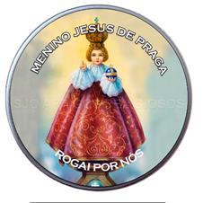 Imagem - Latinha do Menino Jesus de Praga cód: 19751113