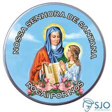 Imagem - Latinha de Nossa Senhora Santana cód: 14812721