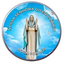 Latinha de Nossa Senhora do Equilíbrio