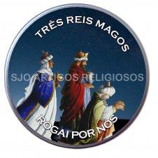 Imagem - Latinha dos Três Reis Magos cód: 16498698