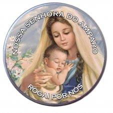 Imagem - Latinha da Nossa Senhora do Amparo cód: 19309480
