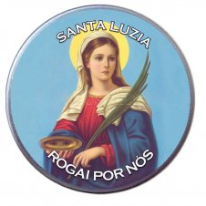 Imagem - Latinha de Santa Luzia cód: 11490592