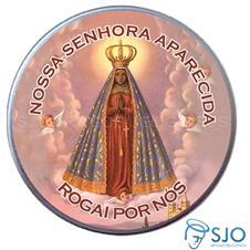 Imagem - Latinha de Nossa Senhora Aparecida - Mod. 1 cód: 17623879