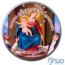 Imagem - Latinha de Nossa Senhora do Rosário cód: 13007137