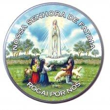 Imagem - Latinha de Nossa Senhora de Fátima cód: 12706204
