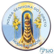 Imagem - Latinha de Nossa Senhora do Loreto - 17000602