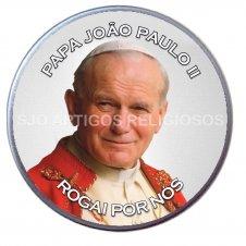 Imagem - Latinha de Papa João Paulo II cód: 11257086