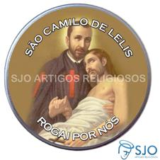 Imagem - Latinha de São Camilo de Lellis cód: 11266009