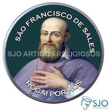 Imagem - Latinha de São Francisco de Sales cód: 11958539