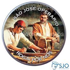 Imagem - Latinha de São José do Operário cód: 10558084