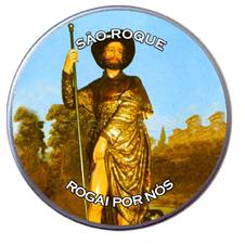 Imagem - Latinha de São Roque cód: 12590019