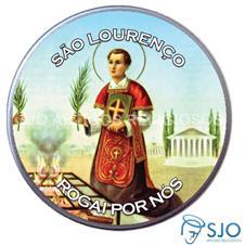 Imagem - Latinha de São Lourenço cód: 18130120