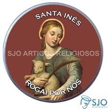Imagem - Latinha de Santa Inês cód: 13499097