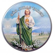 Imagem - Latinha de São Judas Tadeu cód: 12709217