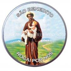 Imagem - Latinha de São Benedito cód: 12192929