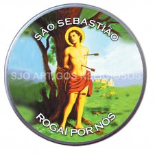 Imagem - Latinha de São Sebastião cód: 18745033