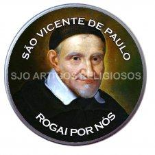 Imagem - Latinha de São Vicente de Paulo cód: 18563509