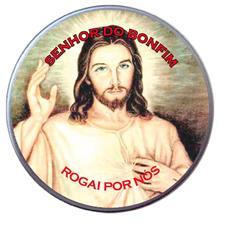 Imagem - Latinha Personalizada do Senhor do Bonfim cód: 15007615