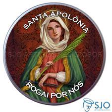 Imagem - Latinha de Santa Apolônia cód: 15494873