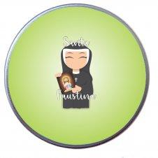 Imagem - Latinha de Santa Faustina Infantil cód: LSFI