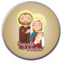 Imagem - Latinha de Sagrada Família Infantil cód: LSFI