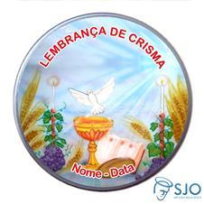 Imagem - Latinhas de Crisma - Mod. 04 cód: 19148676