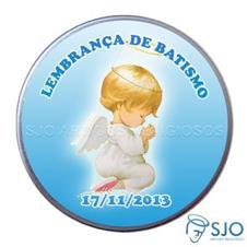 Imagem - Latinhas de Batismo - Mod. 06 cód: 18612002