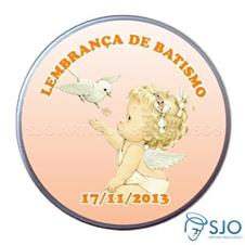 Latinhas de Batismo - Mod. 07