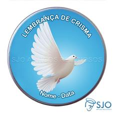 Imagem - Latinhas de Crisma - Mod. 02 cód: 11658239