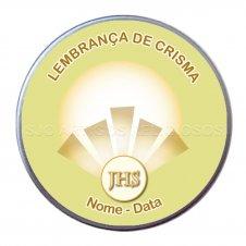 Imagem - Latinhas de Crisma - Mod. 06 cód: 18900712