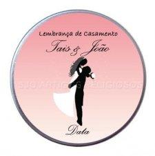 Imagem - Latinha de casamento - Mod. 10 cód: L16