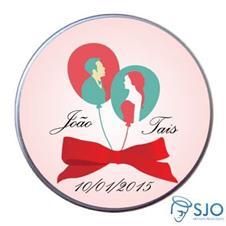Imagem - Latinha de casamento - Mod. 16 cód: L23